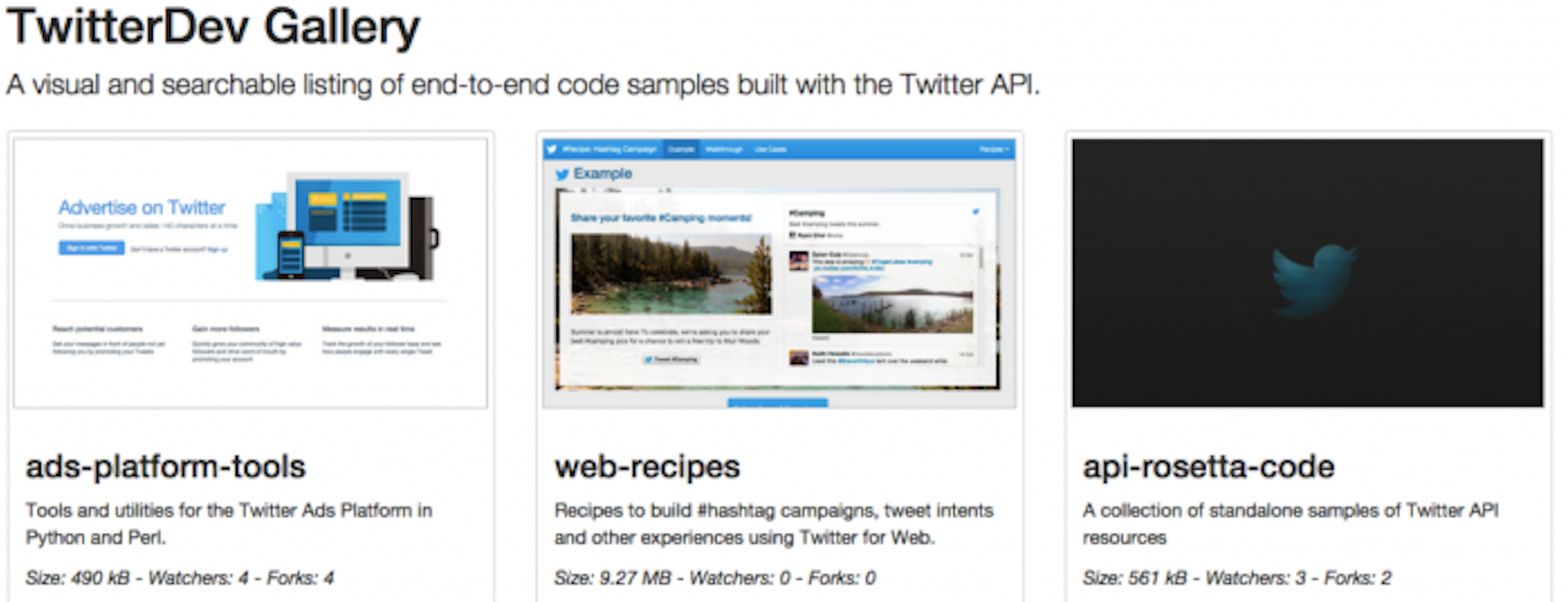 Developing With Twitter? Its Most Requested Code's On GitHub