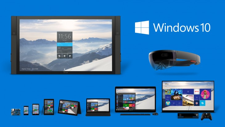 Windows 10 testers will receive the final build as a standard software update