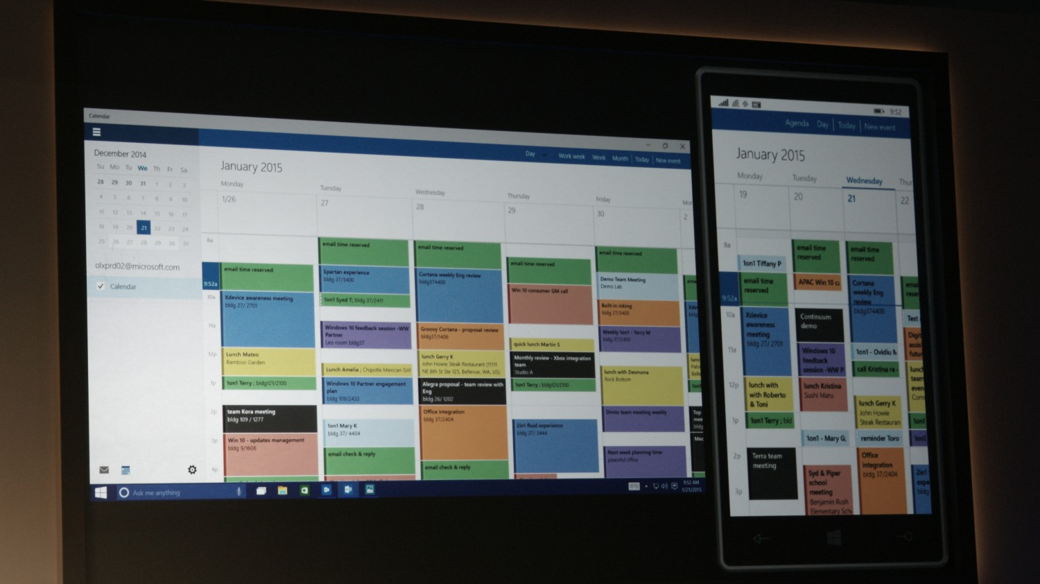 Wallpaper Calendar Version Unlock Code : Windows apps are now the same on desktop and mobile