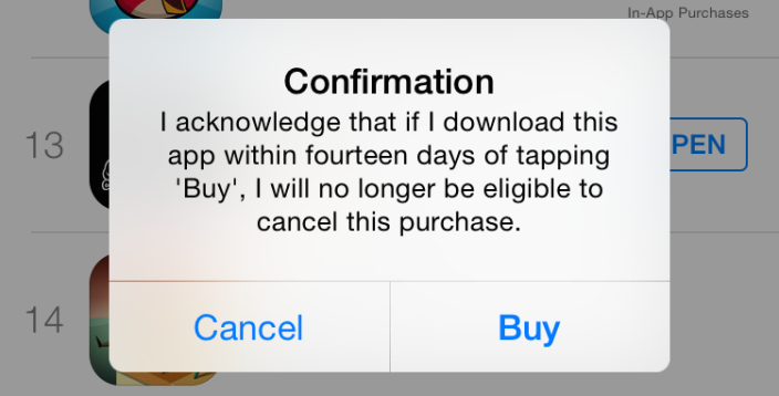 Here's how Apple deals with people who ask for too many iTunes refunds
