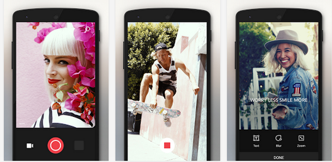 Camu social networking camera app arrives on Android