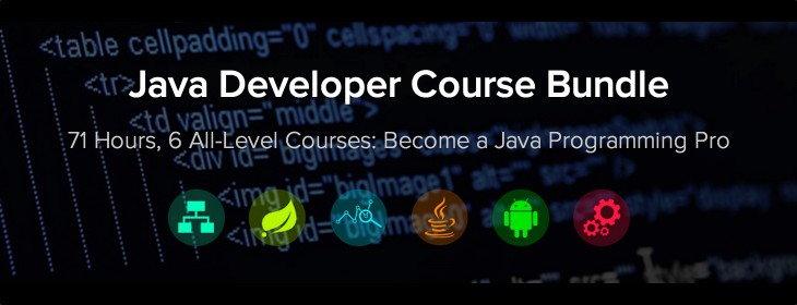 Want to learn to code? Get 90% off this Java developer course bundle