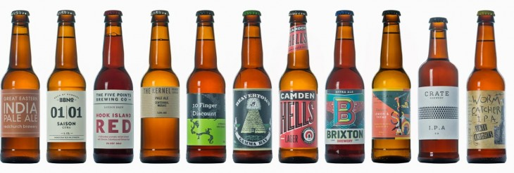 Deskbeers is now delivering craft beers to workplaces throughout Great Britain
