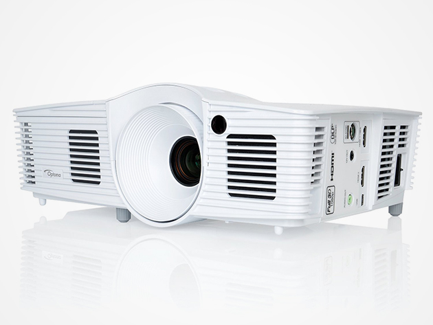 Giveaway: Turn your living room into a 3D theater with this 3D projector