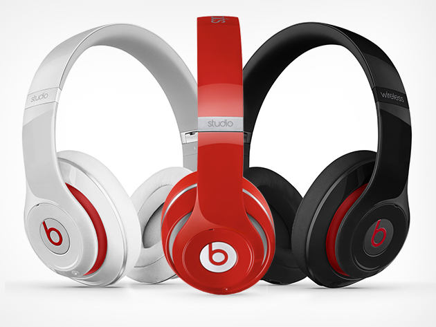 Win these Beats Studio Wireless headphones