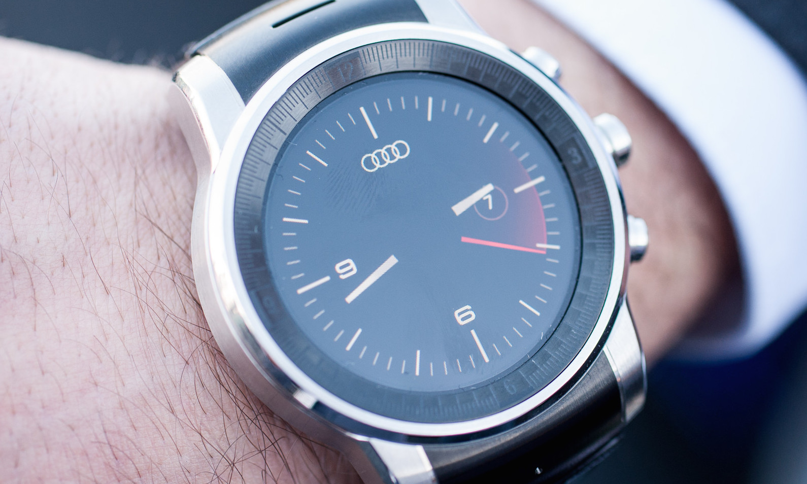 The Best Looking Smartwatch Wasn't Even On Display at CES