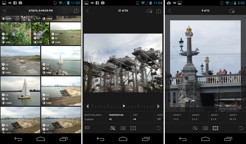 Adobe Lightroom Ready for iPad-Android Version on the Way