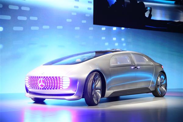 The F 015 'Luxury in Motion' is how Mercedes-Benz envisions the future of connected cars