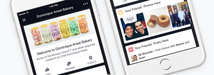 Facebook launches automated Place Tips to compete against Yelp and Foursquare