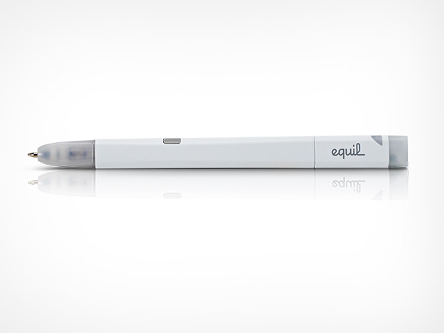 Get 23% off the futuristic Equil Smartpen 2