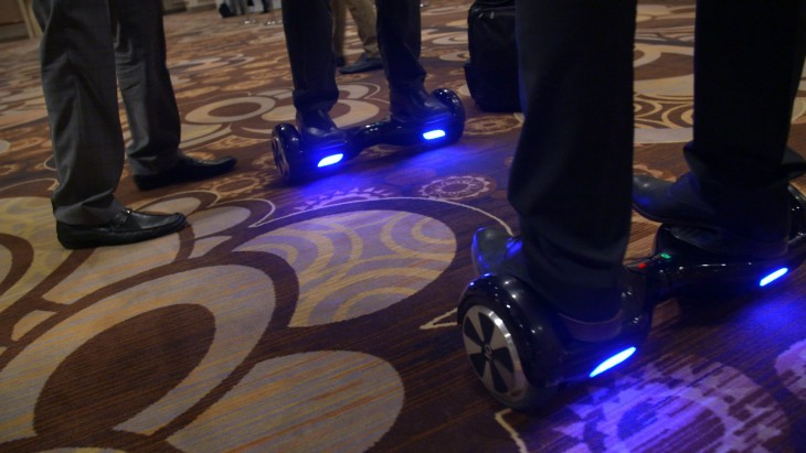 scooters at ces