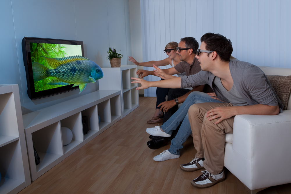 3d tvs are dead at ces 2015 now the fight 39 s moved to 4k. Black Bedroom Furniture Sets. Home Design Ideas