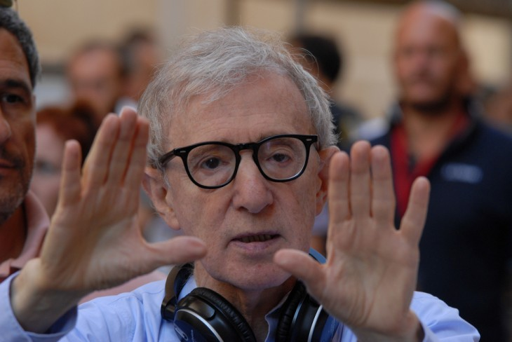 Amazon signs Woody Allen to create his first TV show
