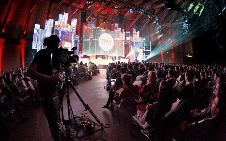 Last chance to secure a 2-for-1 discount voucher for TNW Europe 2015