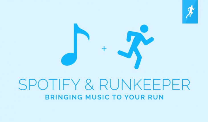 RunKeeper for iOS gets Spotify integration