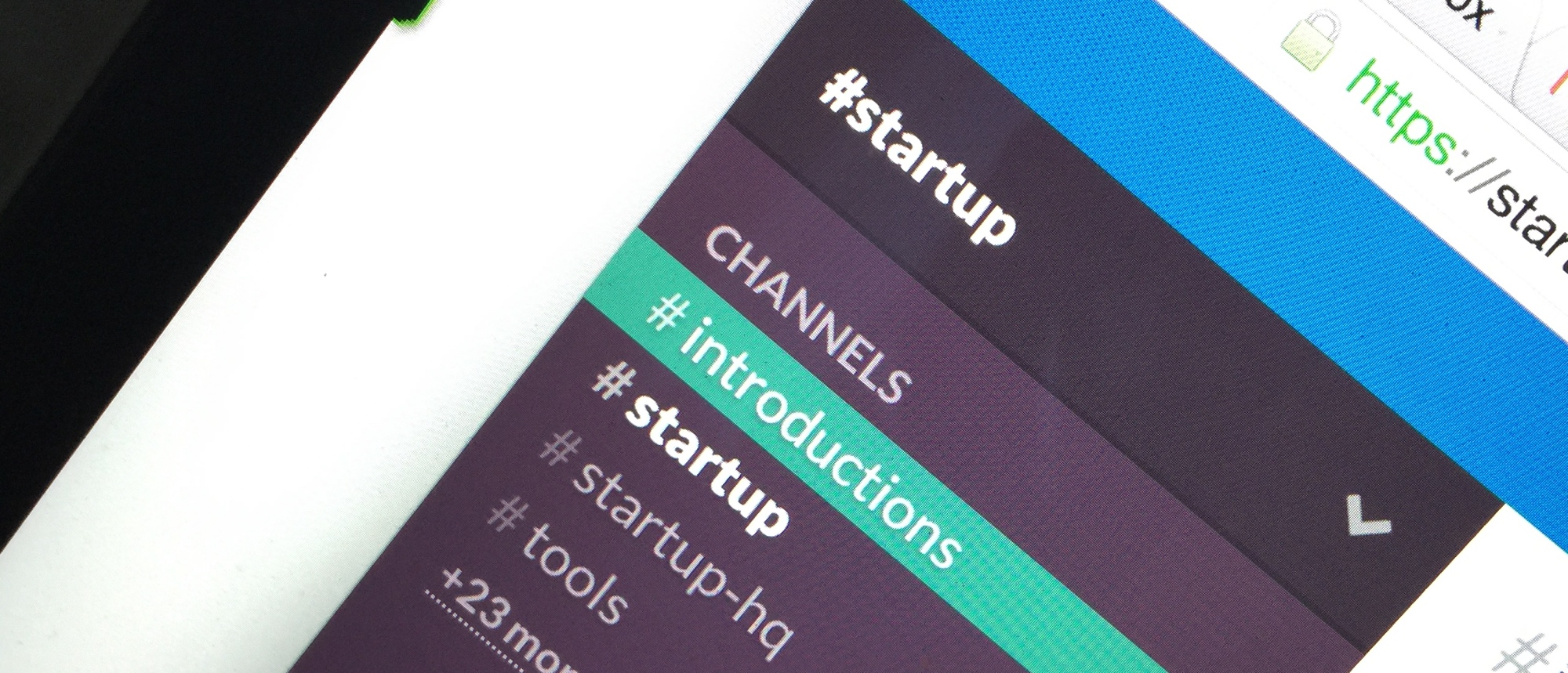 A Community of Startup Founders Grows on Slack