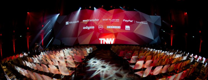 Win a VIP trip to TNW Conference Europe 2015 in Amsterdam!
