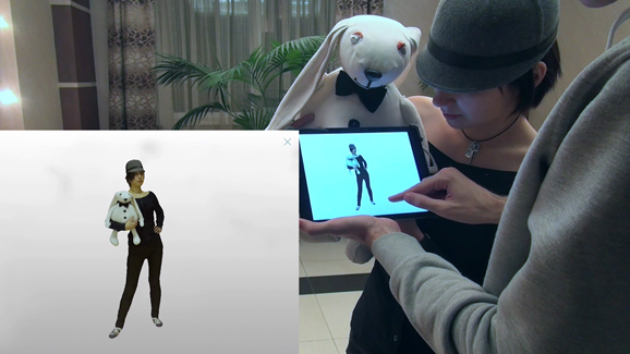 3D scanner app for iPad can now fashion full-body scans for cute figurines and more