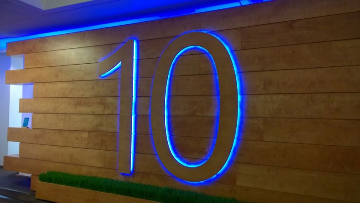 Everything Microsoft announced at its Windows 10 event in one handy list