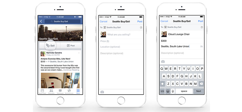 Facebook Launches Tools to Help Sell Your Stuff in Groups