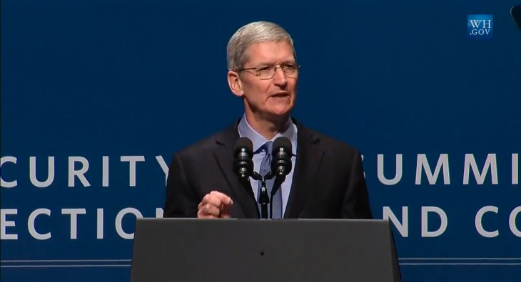 Tim Cook says the iPhone could soon let you remove pre-installed apps