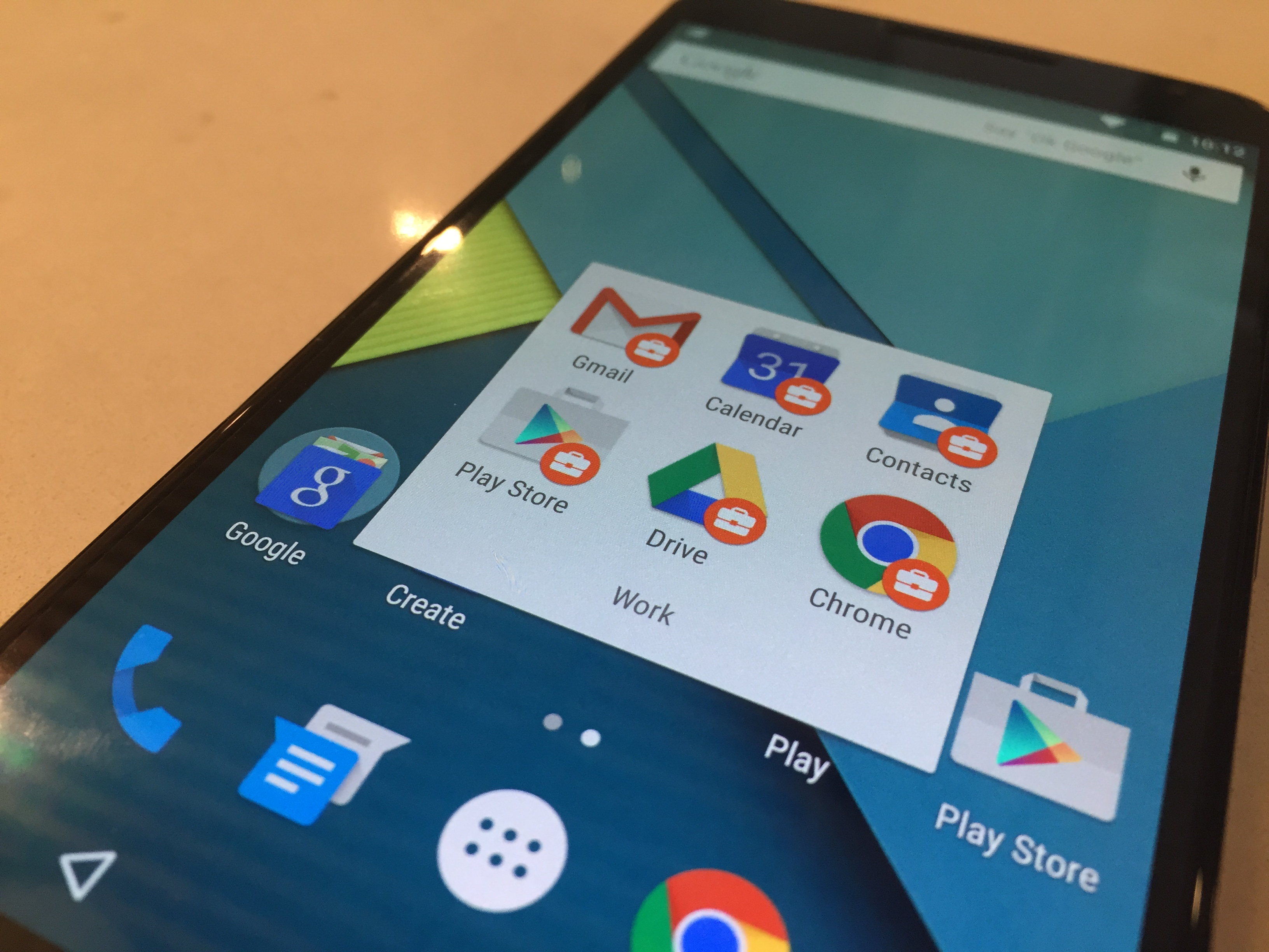 Google Launches Android for Work