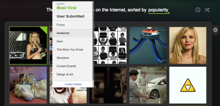 Imgur introduces Topics to simplify browsing through its content