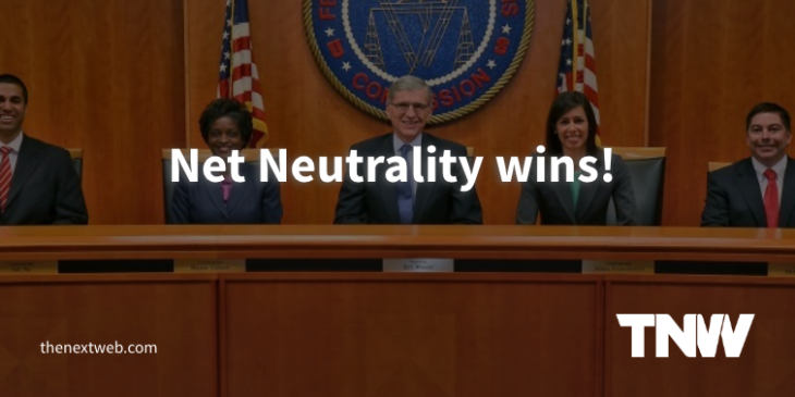 Net Neutrality wins! FCC votes to reclassify ISPs as Title II utilities
