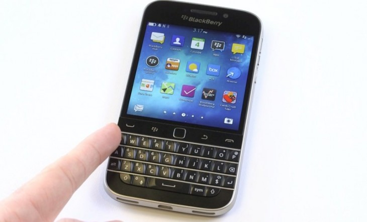 Blackberry Classic will launch on Verizon for $99 on February 26