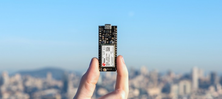 Spark's $39 Electron board brings simple cellular connectivity to the Internet of Things