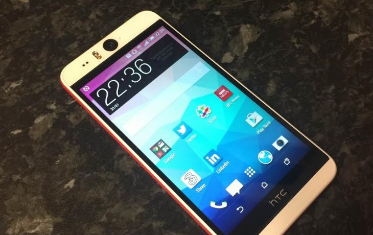 HTC Desire Eye review: The only phone for the truly selfie-obsessed