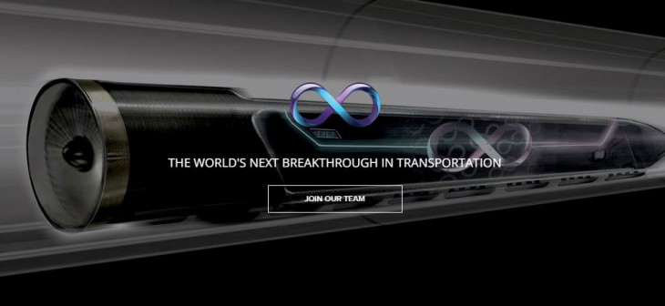 Elon Musk's Hyperloop gets its first funded startup and landing page
