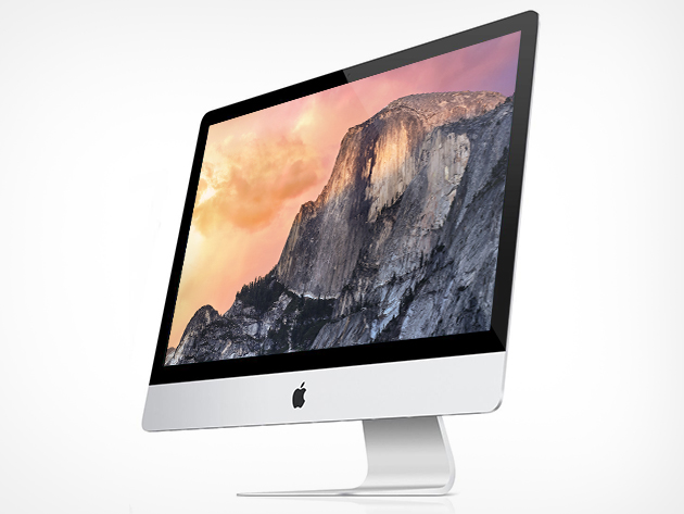 Last chance to enter The iMac Giveaway – ends tonight!