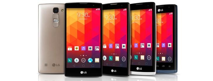 LG Mid-range 2015