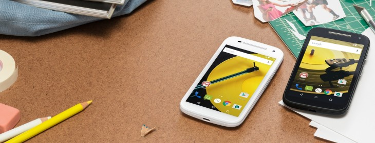 Motorola's new 4G-equipped Moto E goes on sale today for $149
