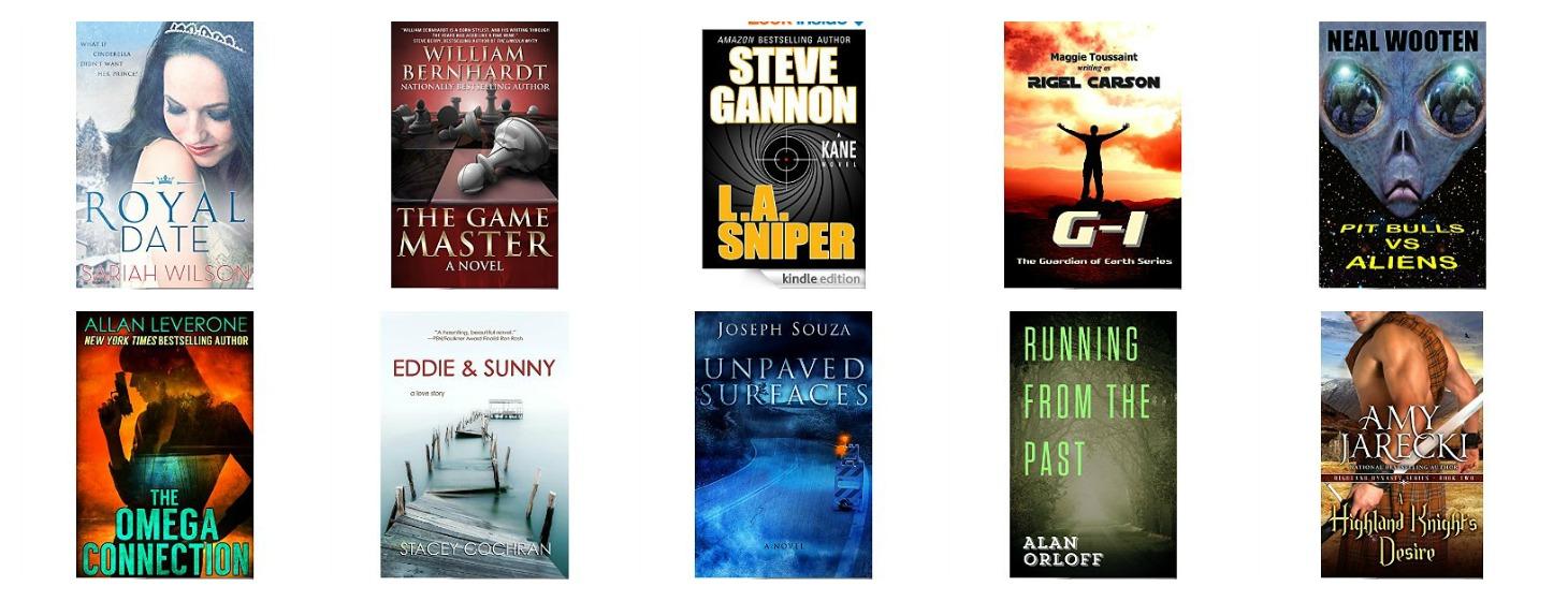 Amazon Begins Publishing Reader-nominated Books