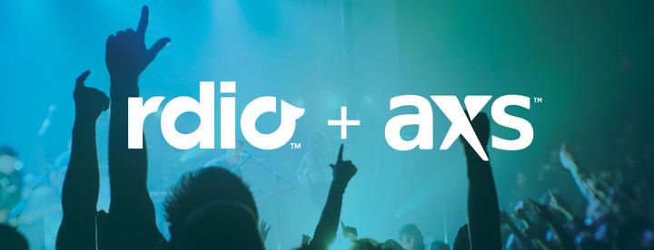 Rdio AXS