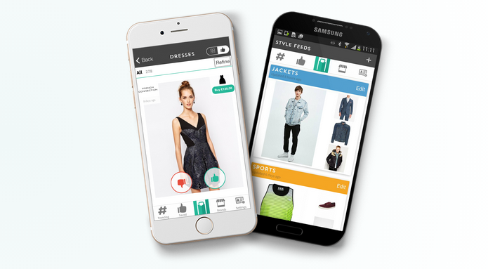 Fashion app Mallzee secures Samsung agreement after rejecting Dragons Den offer