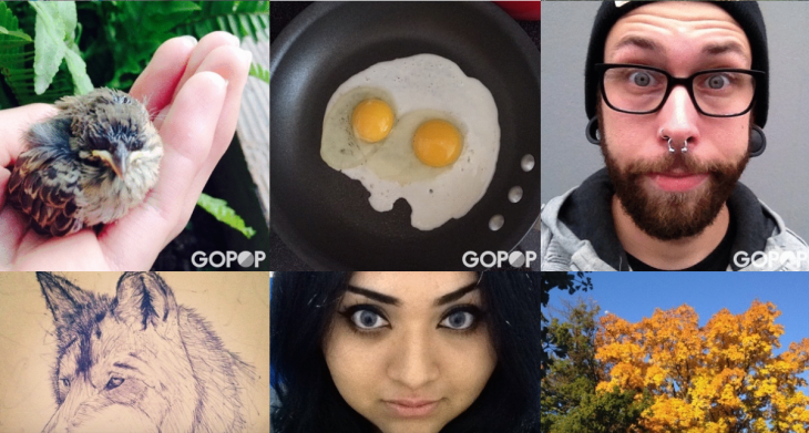 Buzzfeed acquires GoPop because GIFs