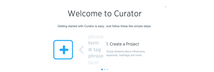 This is Twitter's new Curator tool for media outlets