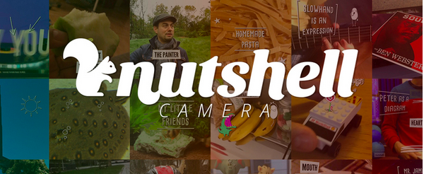 Prezi's Nutshell iPhone app animates your photos