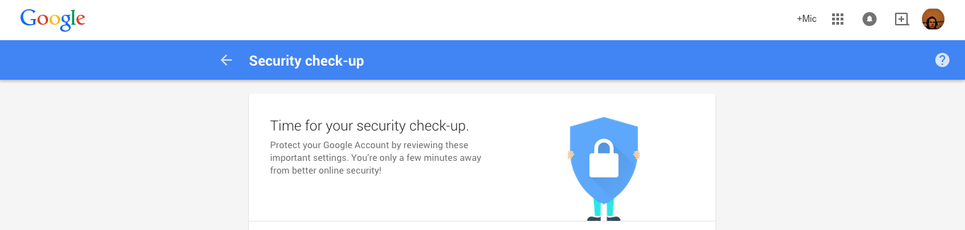 Do This Security Checkup For 2GB More Google Drive Storage