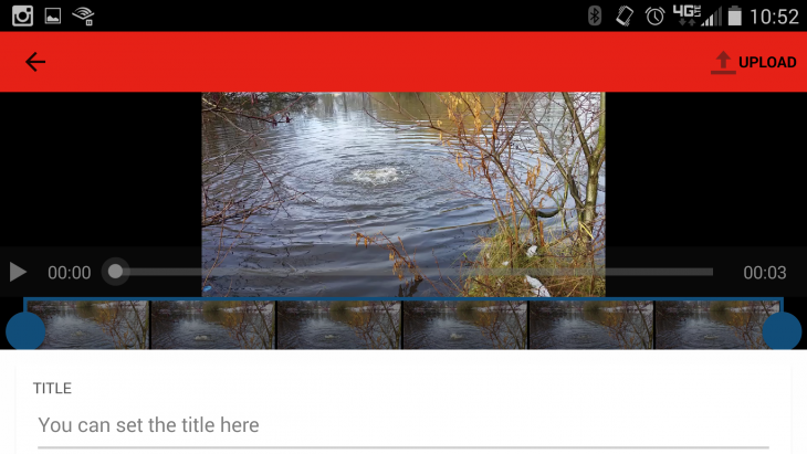 YouTube for Android gets a built-in video trimming feature