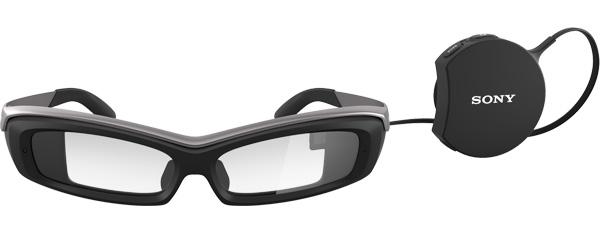 Sony SmartEyeglass dev edition