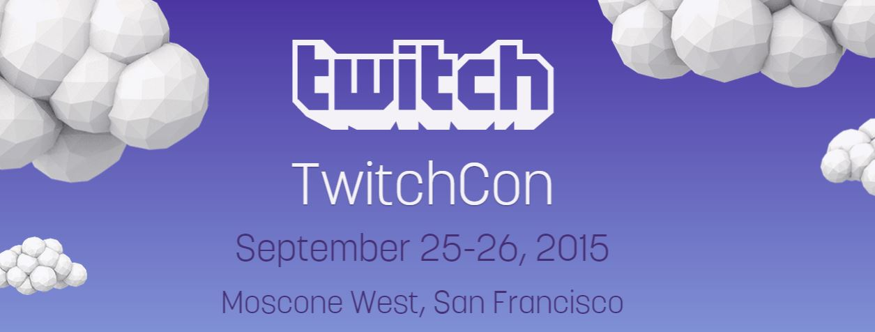 Twitch Announces TwitchCon for September in San Francisco