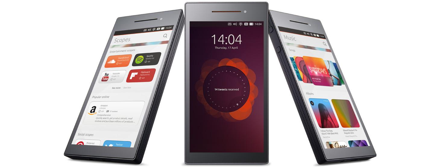 The Ubuntu Phone Is Now On Sale In Europe