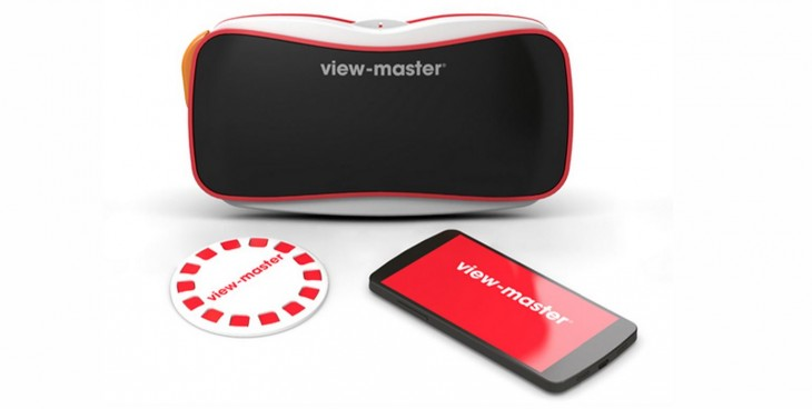 Google and Mattel reimagine the View-Master for 2015 with virtual reality support