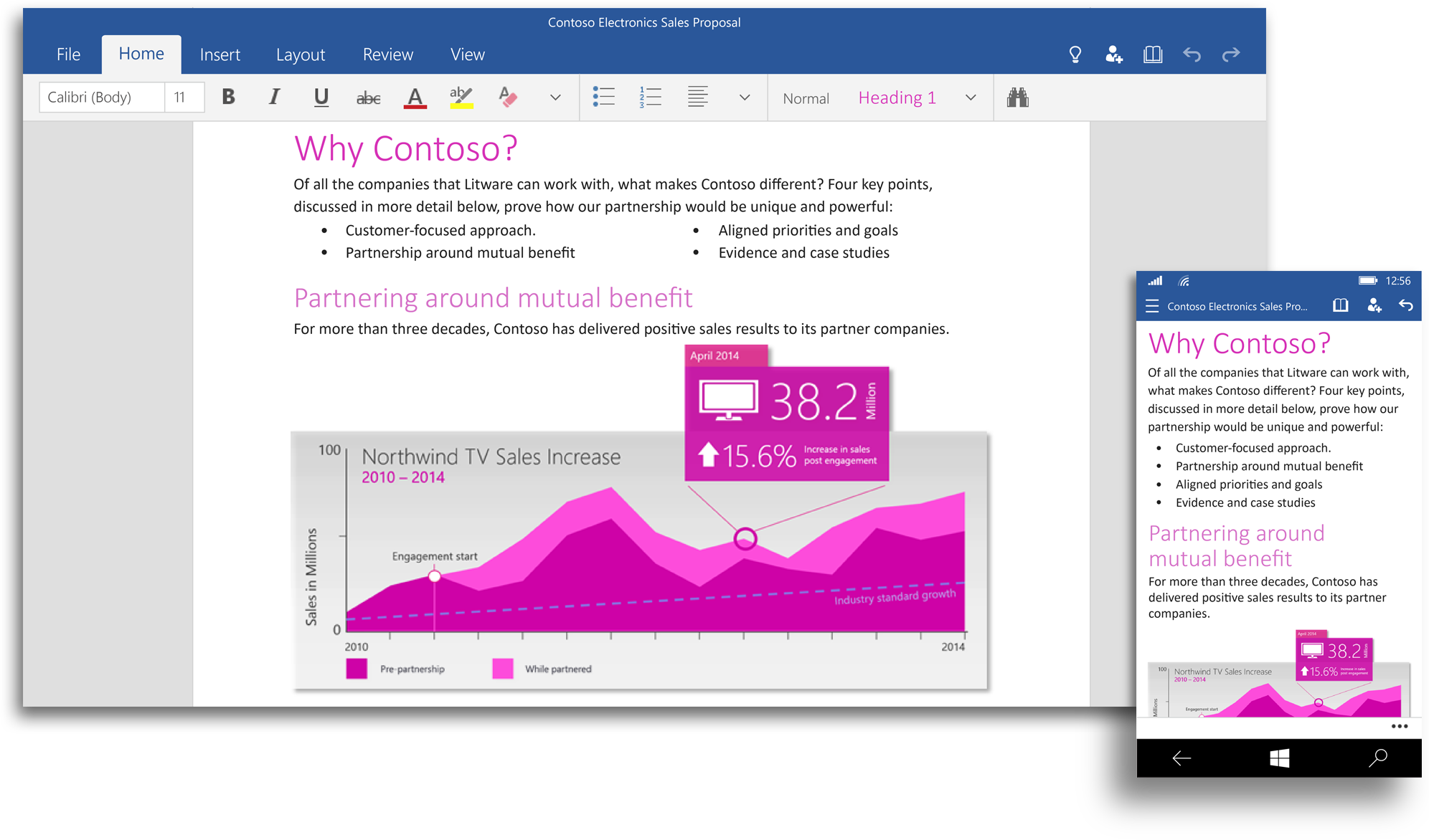Universal Office Apps Are Now Available on Windows 10