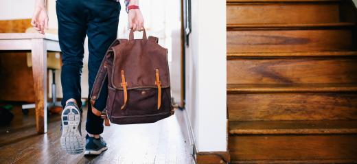 bag backpack travel