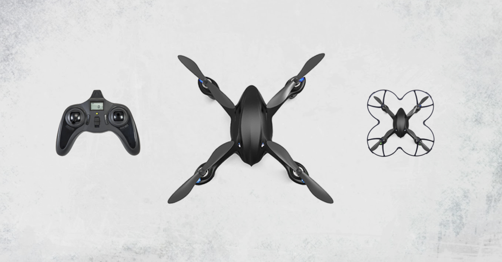 55% off the Limited Edition Code Black Drone + HD Camera
